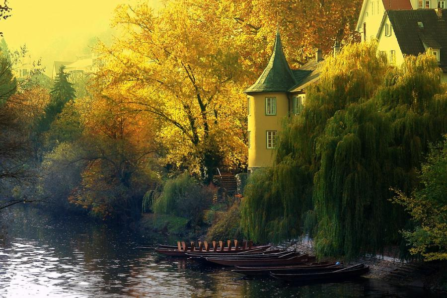 Cottage-dream-house-on-river