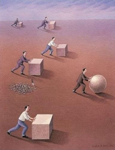 Trabajar bien, trabajar mejor