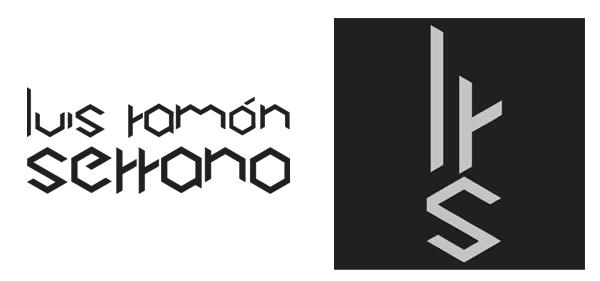 Diseño de logotipo de Luis Ramón Serrano