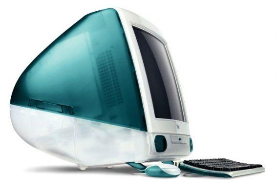 Los 10 diseños más influyentes. Apple iMac